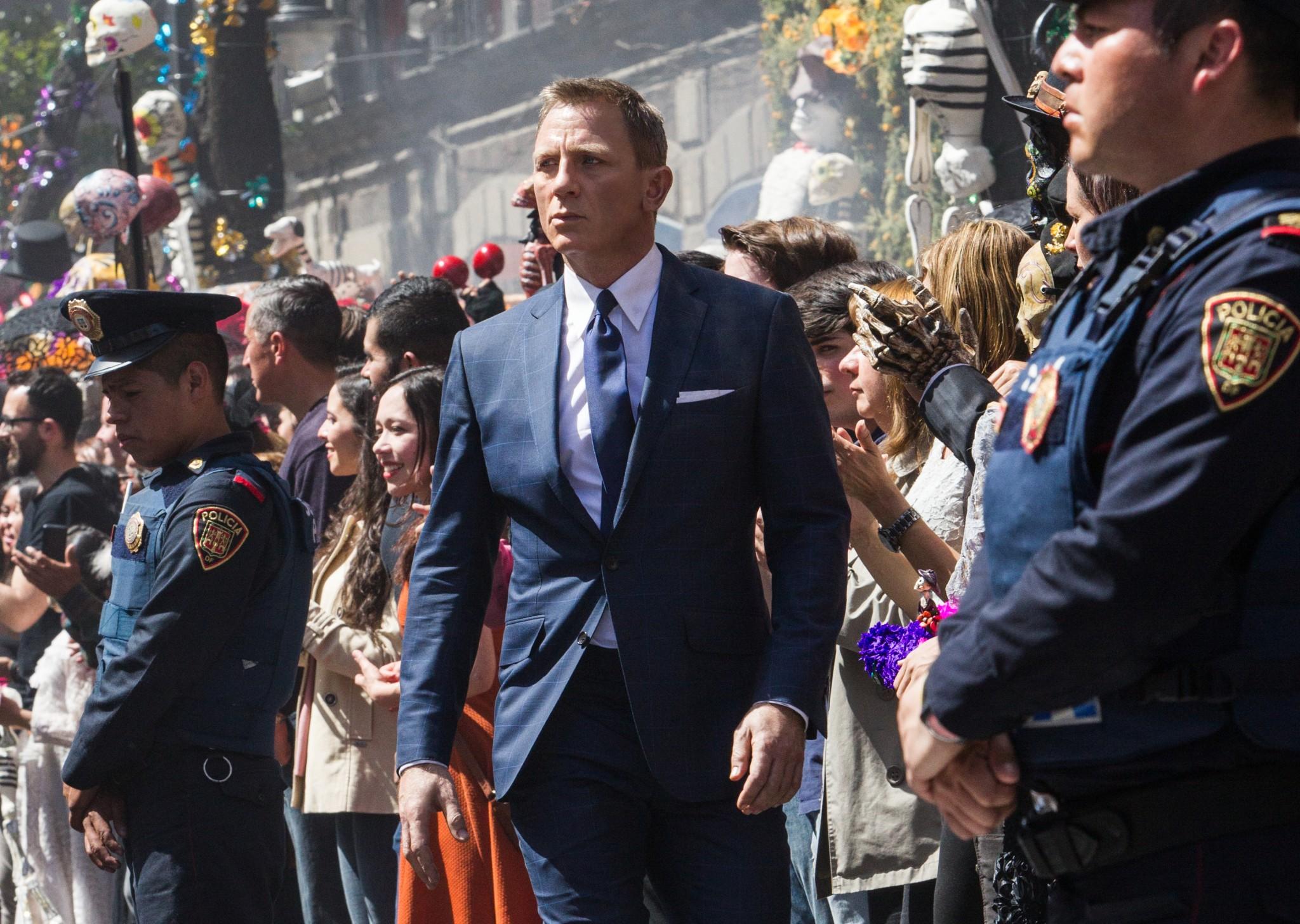 007 Spectre image film cinéma