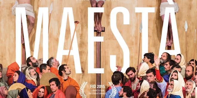 Maestra affiche