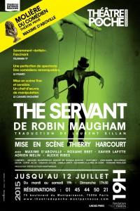 the servant affiche
