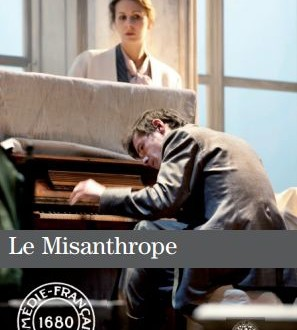 Affiche le Misanthrope