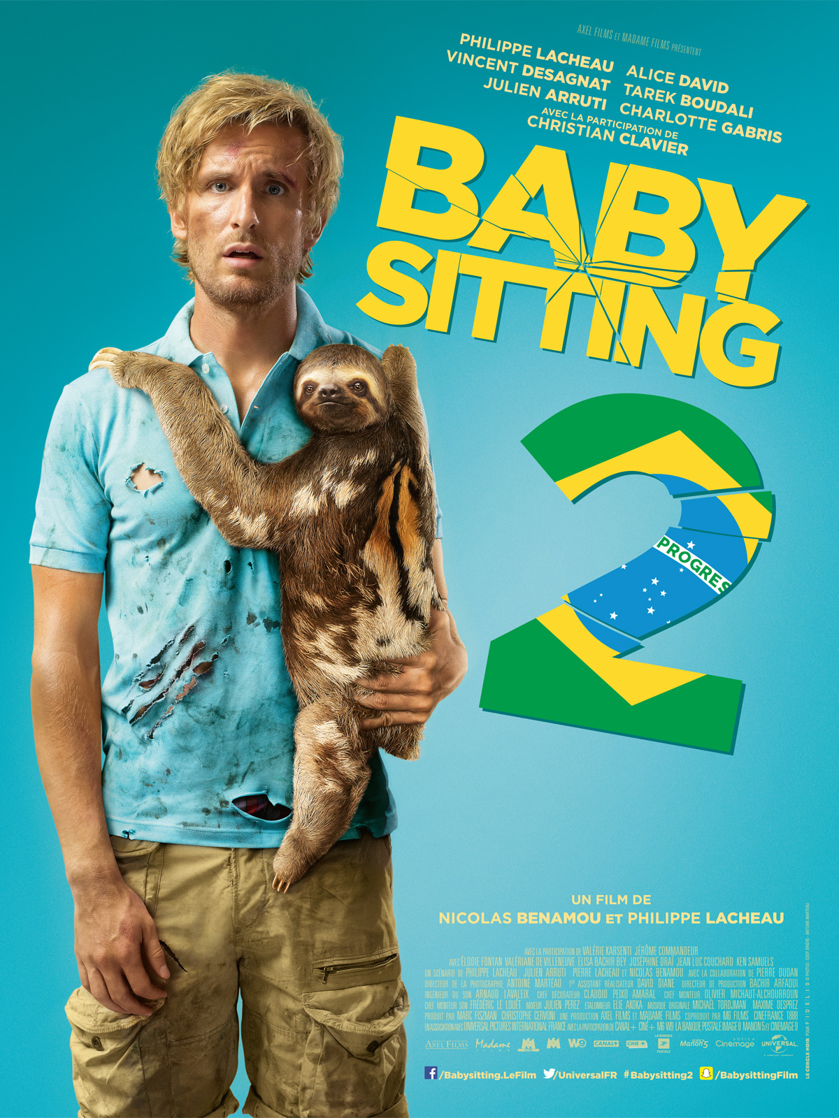 Babysiting 2 affiche