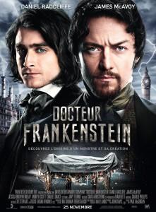 DOCTEUR FRANKENSTEIN-Affiche