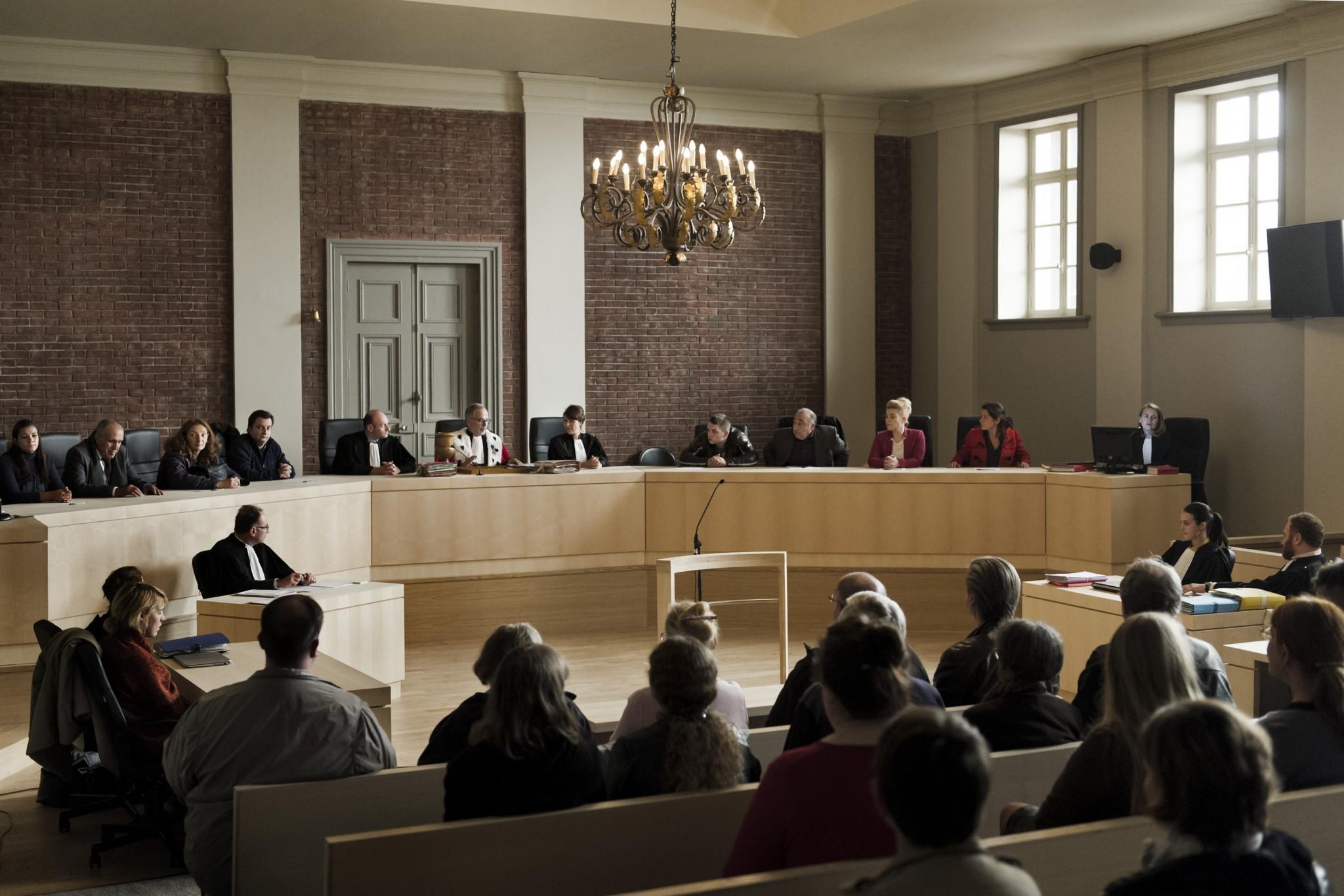 L'Hermine- Cour d'assises