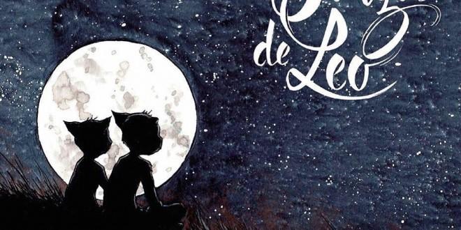 Les-songes-de-Leo-cover album