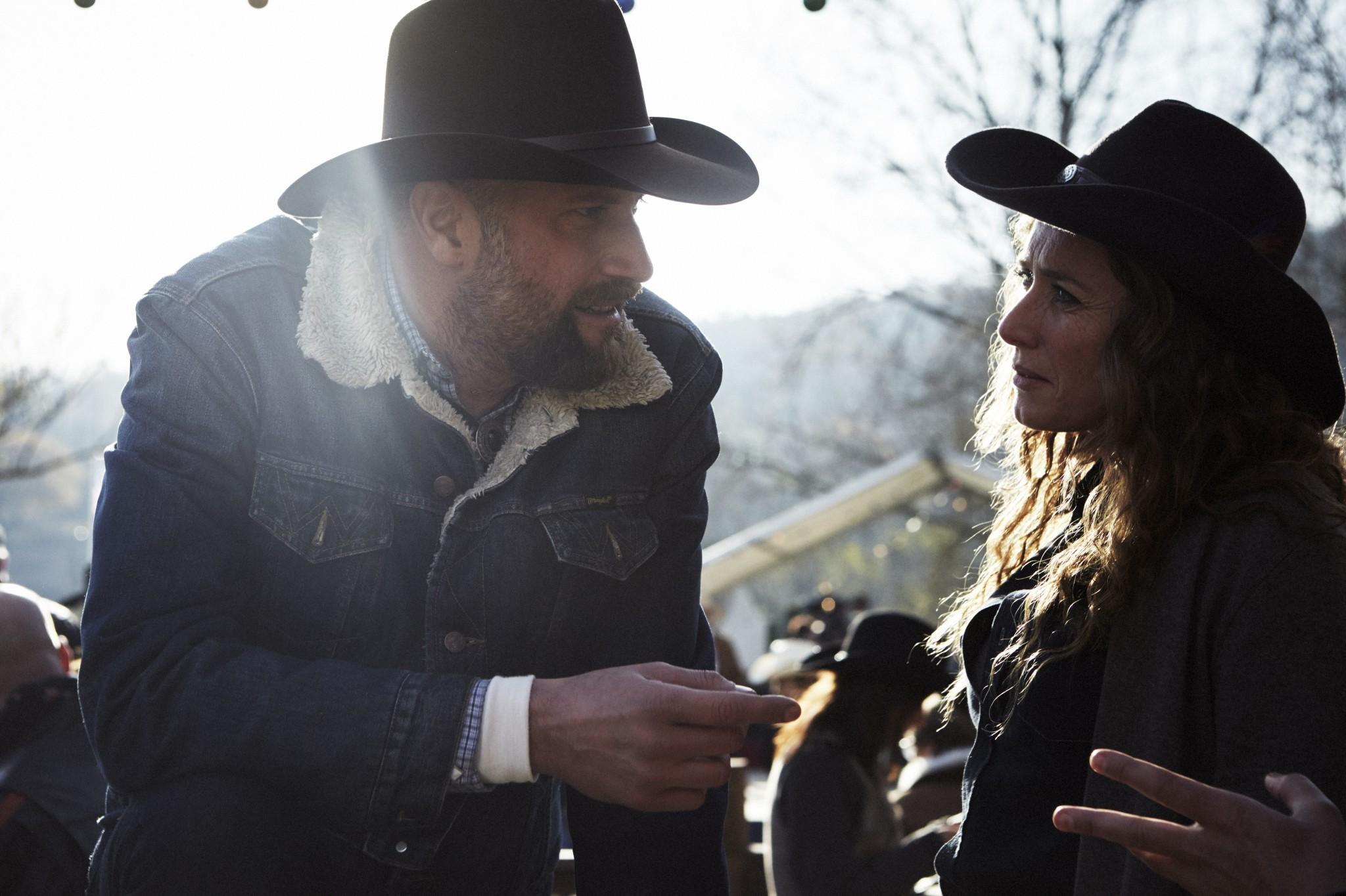 les cowboys - photo