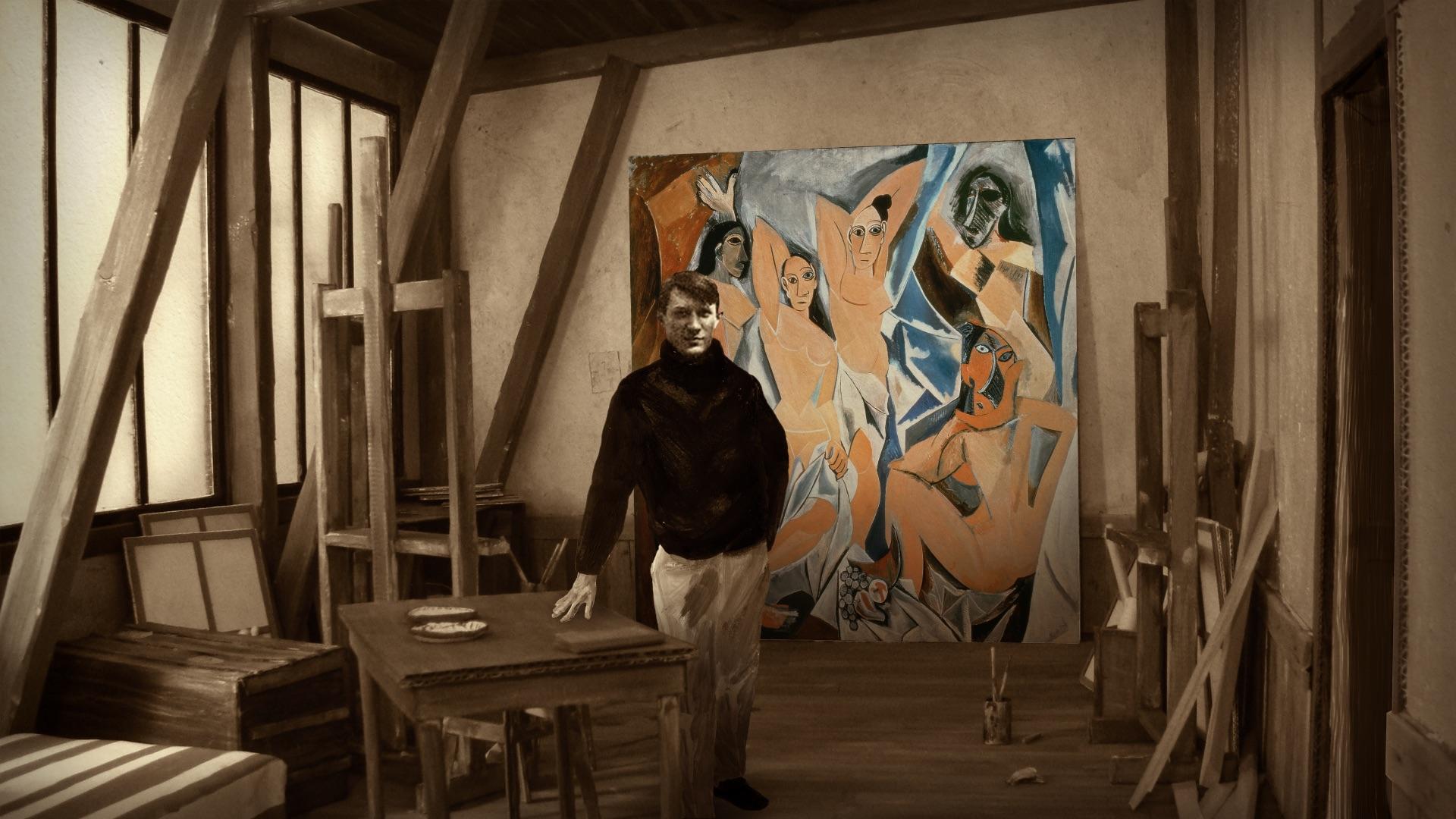 Les aventuriers de l'art moderne - La bande de Picasso