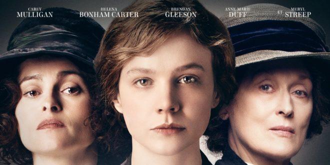 """Critique / """"Les Suffragettes"""" (2014) : quand les femmes se font entendre ! 1 image"""