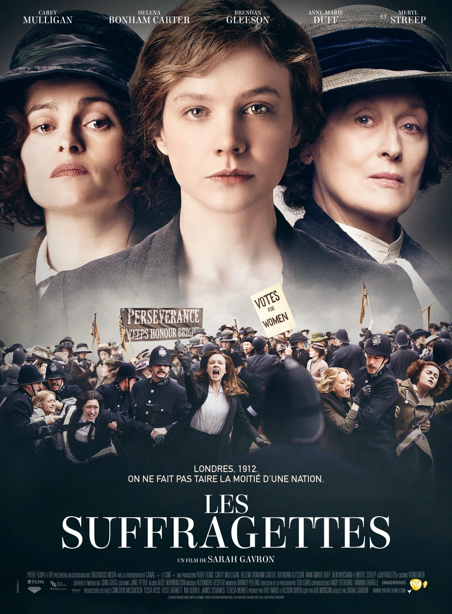 """Critique / """"Les Suffragettes"""" (2014) : quand les femmes se font entendre ! 2 image"""