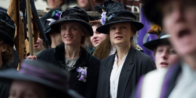 Les suffragettes - photo