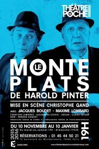 AFFICHE LE MONTE-PLATS
