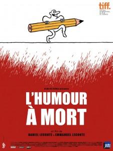 l'humour à mort affiche