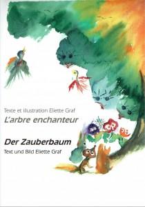 La Combe aux Ayattes - L'arbre enchanteur couverture