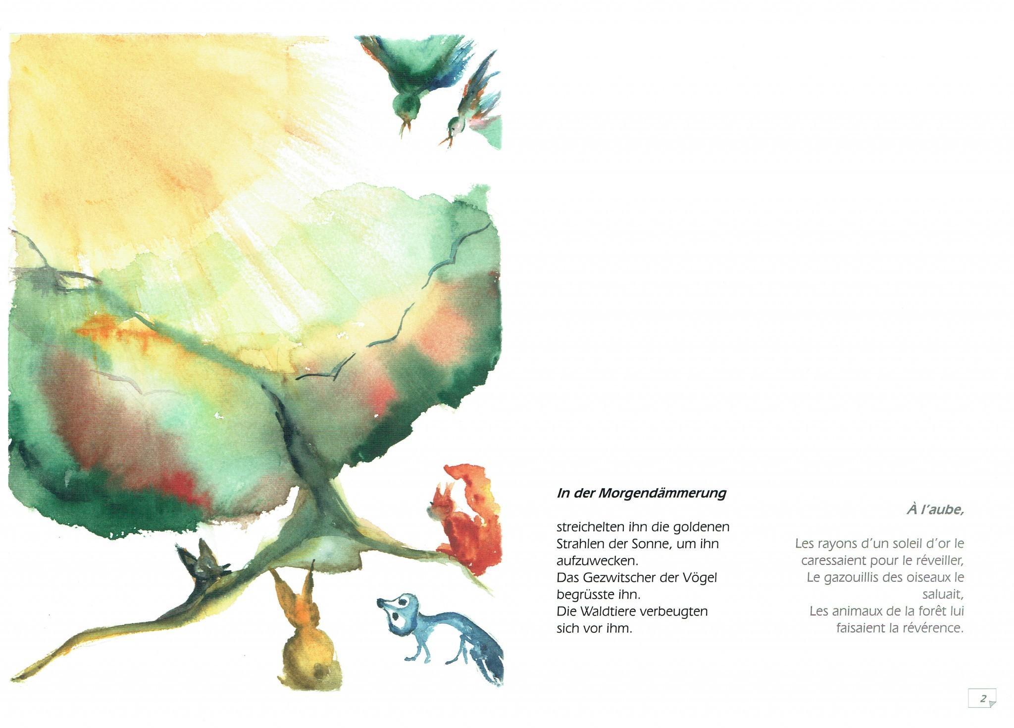 L'arbre enchanteur couverture