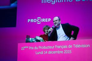Prix du producteur français de télévision 2015 - Illegitime defense