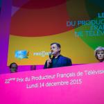Prix du producteur français de télévision 2015 - Normaal