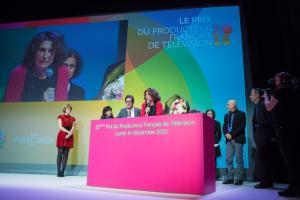 Prix du producteur français de télévision 2015 - cineteve