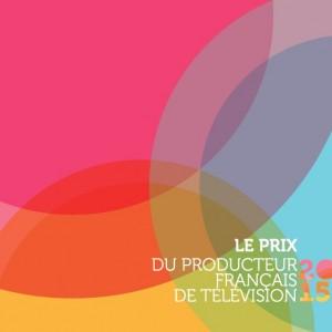Prix du producteur français de télévision - affiche