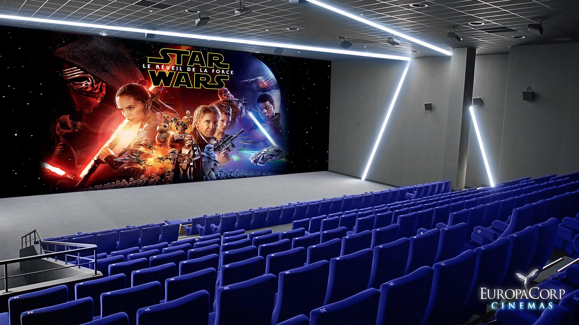 Star Wars EuropaCorp