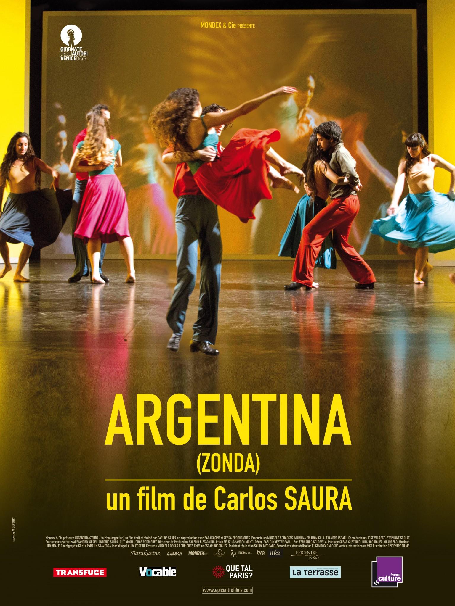affiche Argentina
