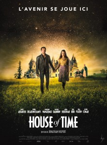 House of time affiche