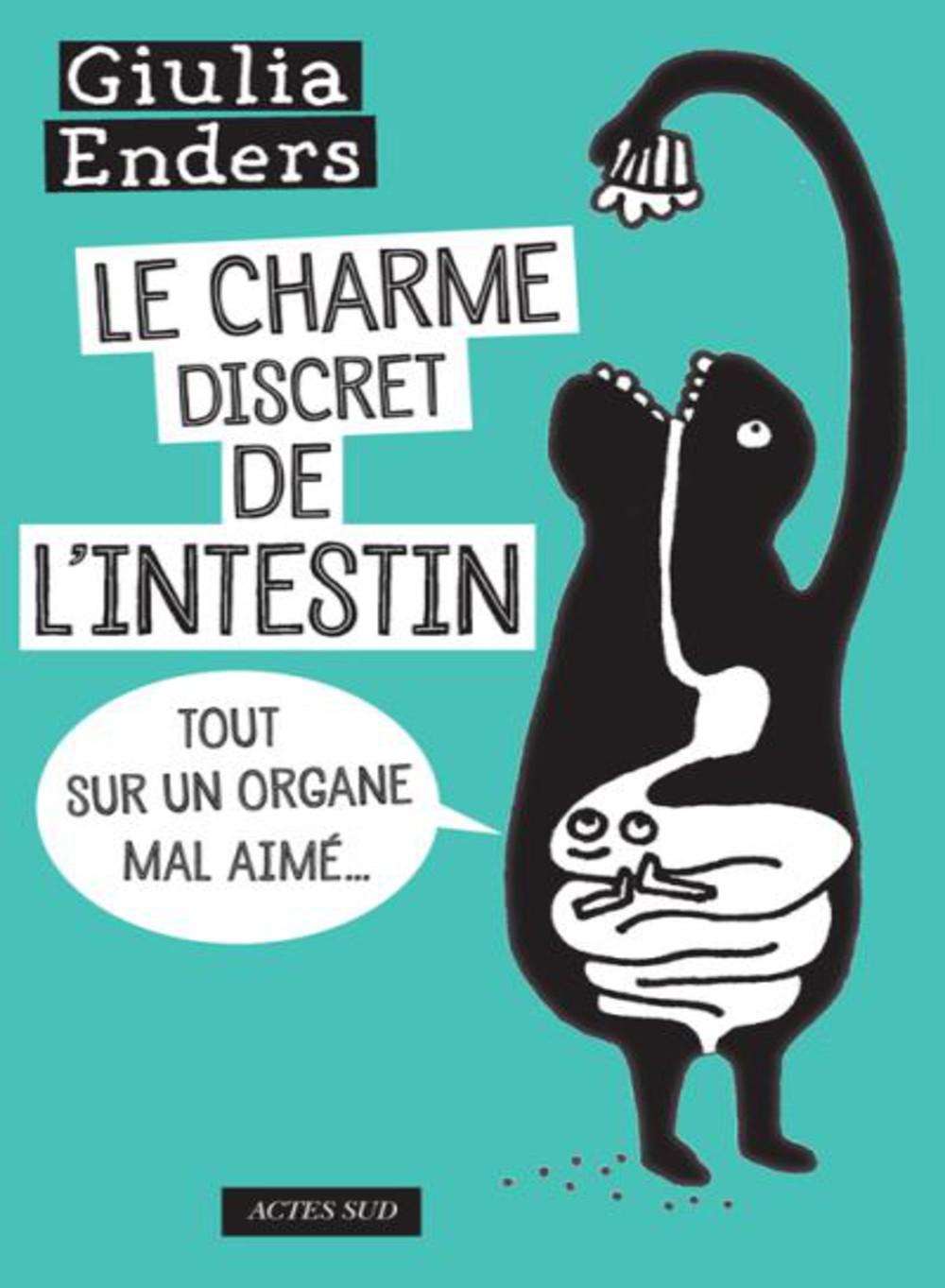 Le Charme discret de l'intestin couverture