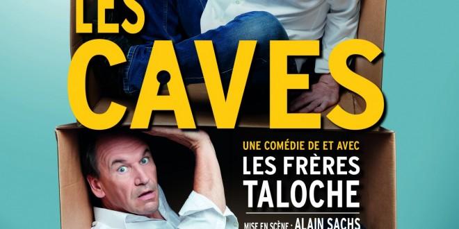 Les caves Affiche