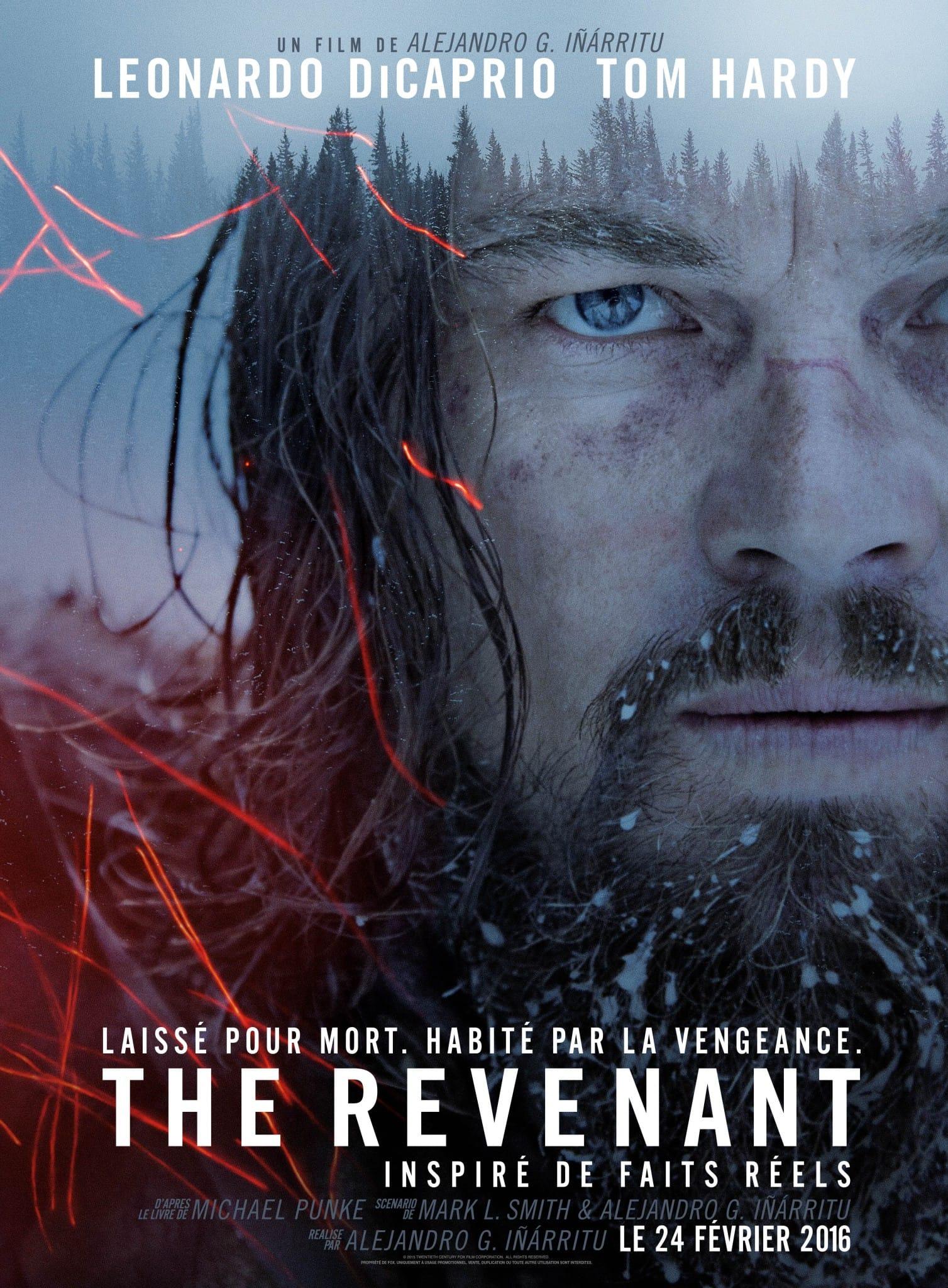 The Revenant affiche