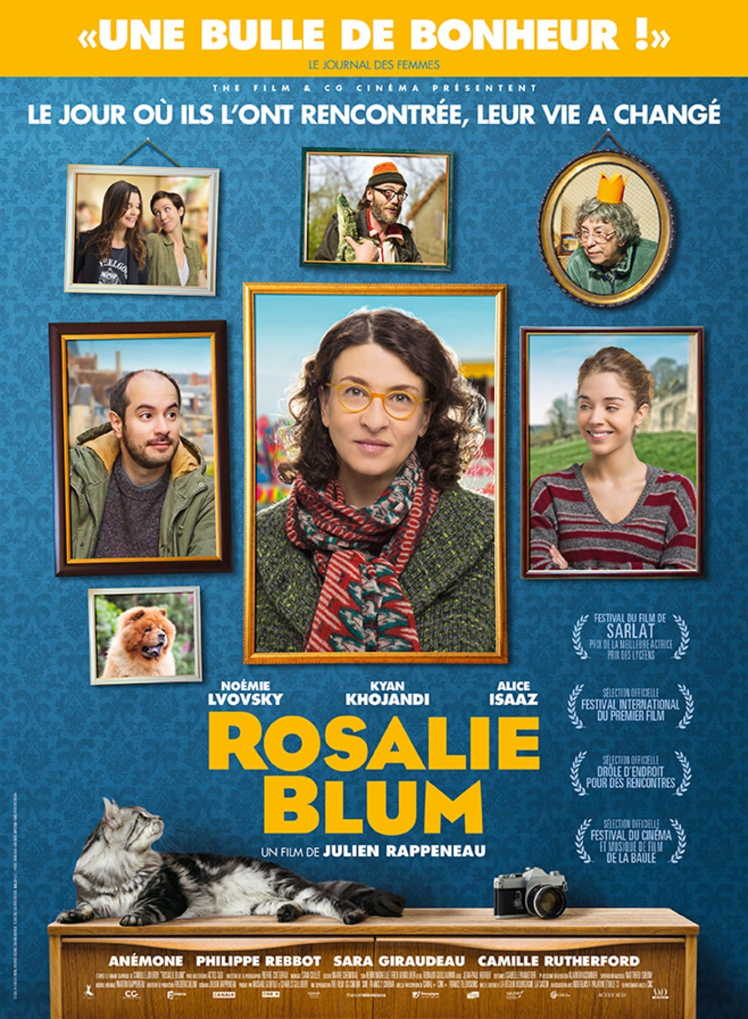 Rosalie Blum-affiche