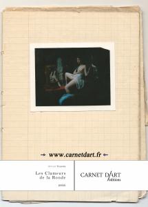 Arthur Yasmine • Les Clameurs de la Ronde • Carnet d'Art éditions • Affiche n°09