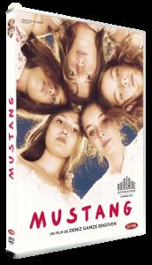 MUSTANG- dvd
