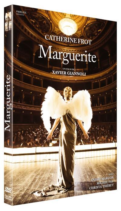 Marguerite édition DVD