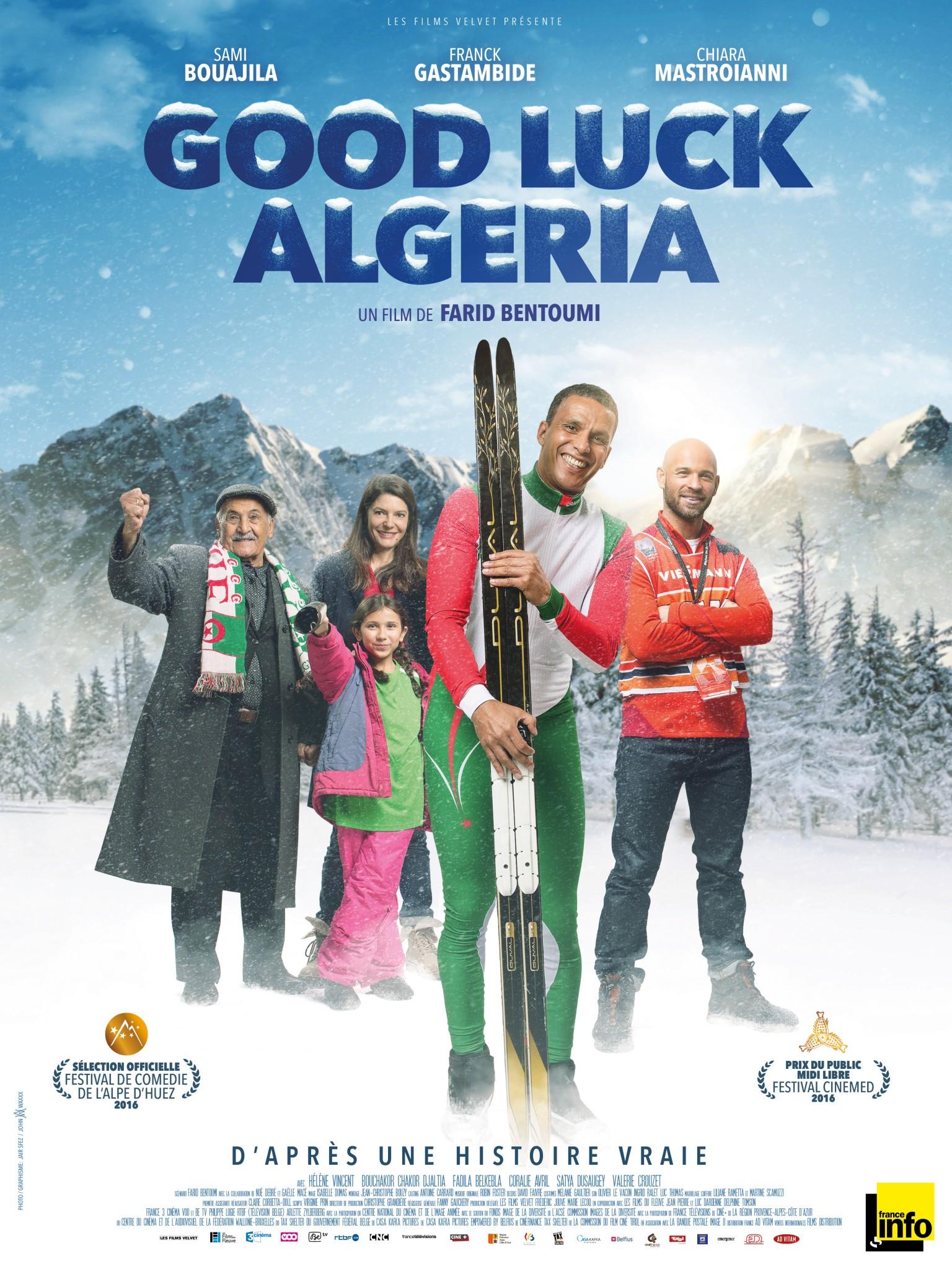 """[Critique] """"Good Luck Algeria"""" (2015) de Farid Bentoumi 1 image"""