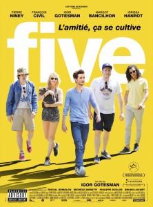 FIVE_affiche
