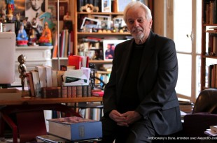 Jodorowsky's Dune, entretien avec Alejandro Jodorowsky