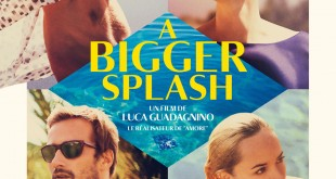 A bigger splash affiche