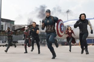 Captain America Civil War image film cinéma