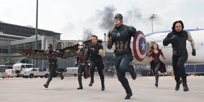 Captain America Civil War image film cinéma