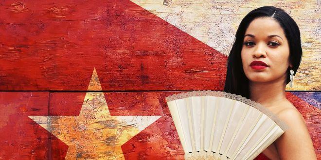 Carmen la Cubana - affiche