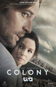 colony saison 1 affiche