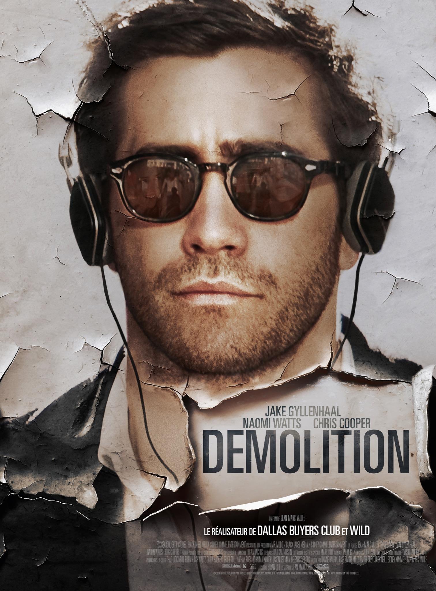 Demolition-affiche