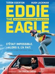 EDDIE THE EAGLE-affiche