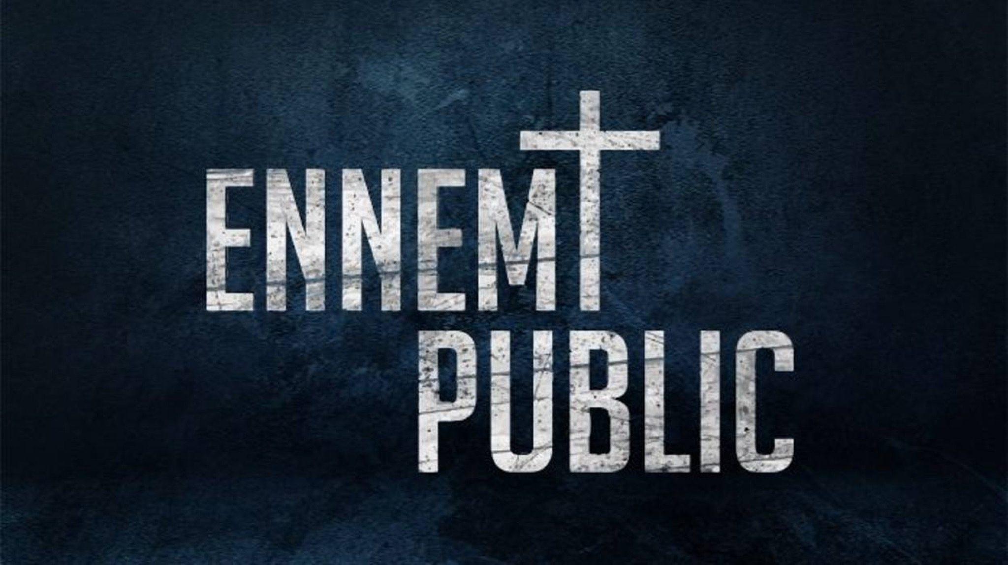 ennemi public poster