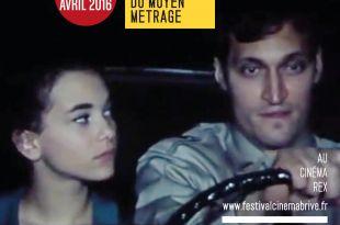 Festival du cinéma de Brive 2016 - affiche