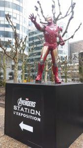 Marvel Avengers Station Paris 2016-image-1