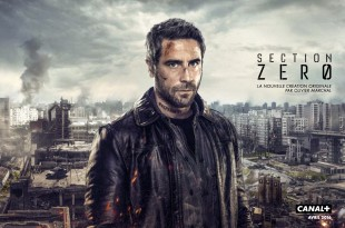 SECTION ZERO -affiche