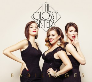 THE GLOSSY SISTERS_BABILLAGES_pochette-album
