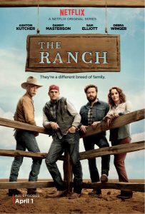 The Ranch Affiche