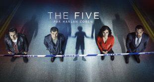 THE FIVE Affiche (1)