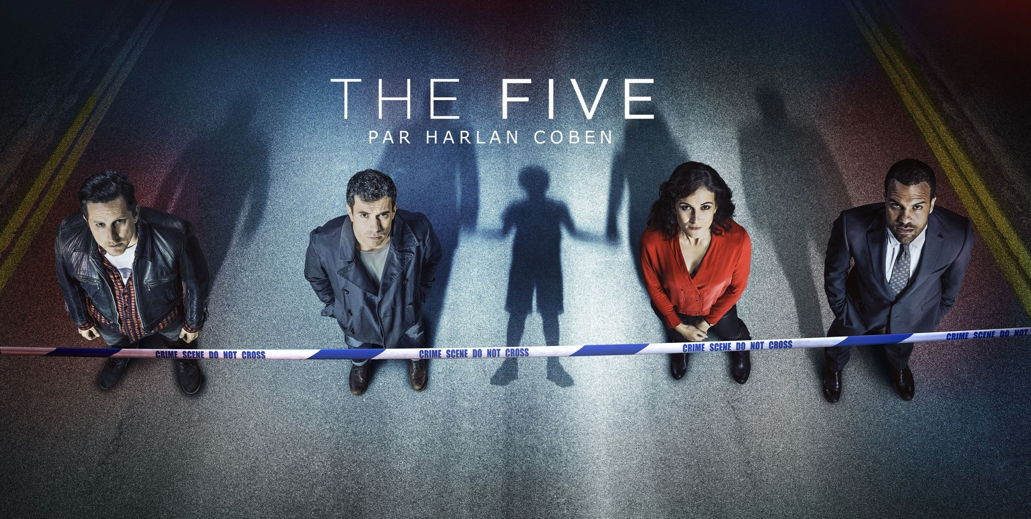 THE FIVE Affiche (1)