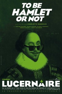 To be Hamlet or not-affiche